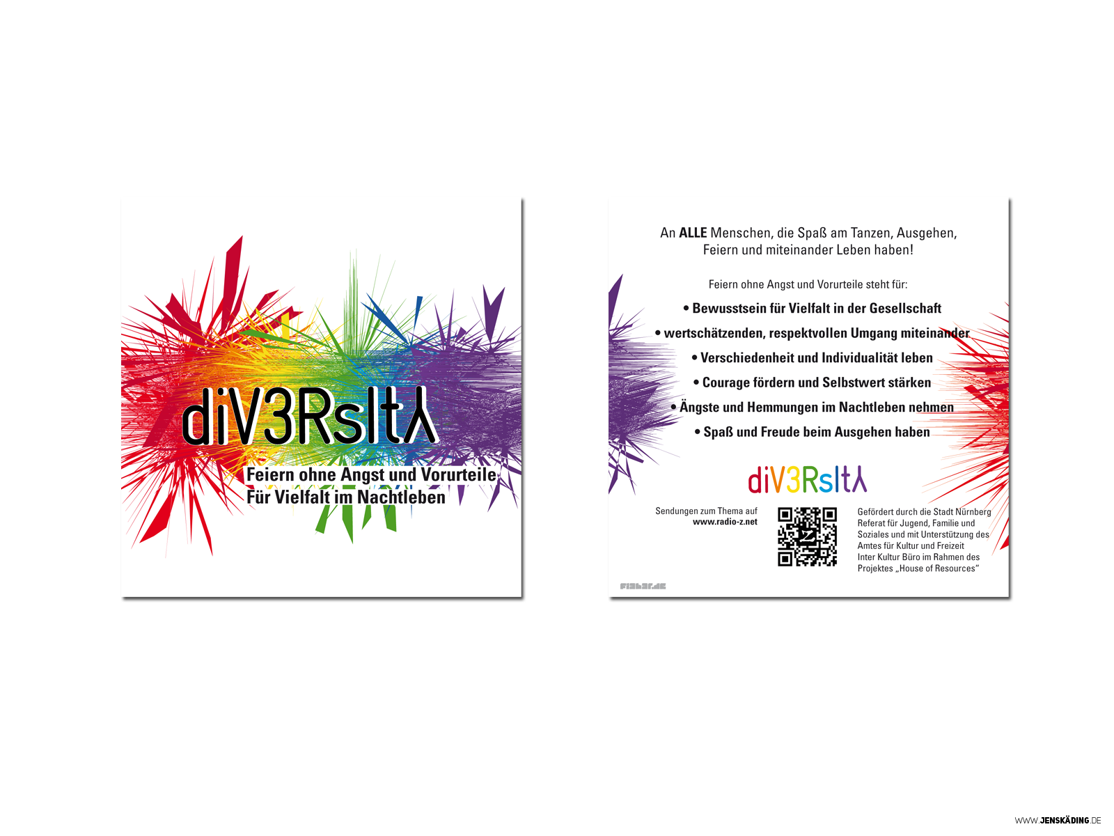 diV3RsIty Flyer